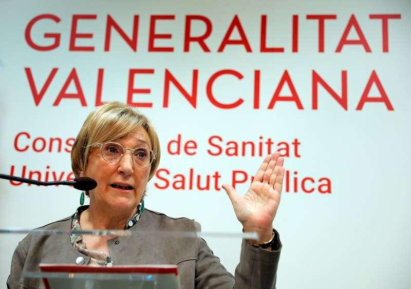 La consellera de Sanitat, Ana Barceló. EPDA/Archivo