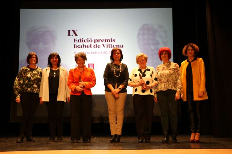 Premios Isabel de Villena. EPDA