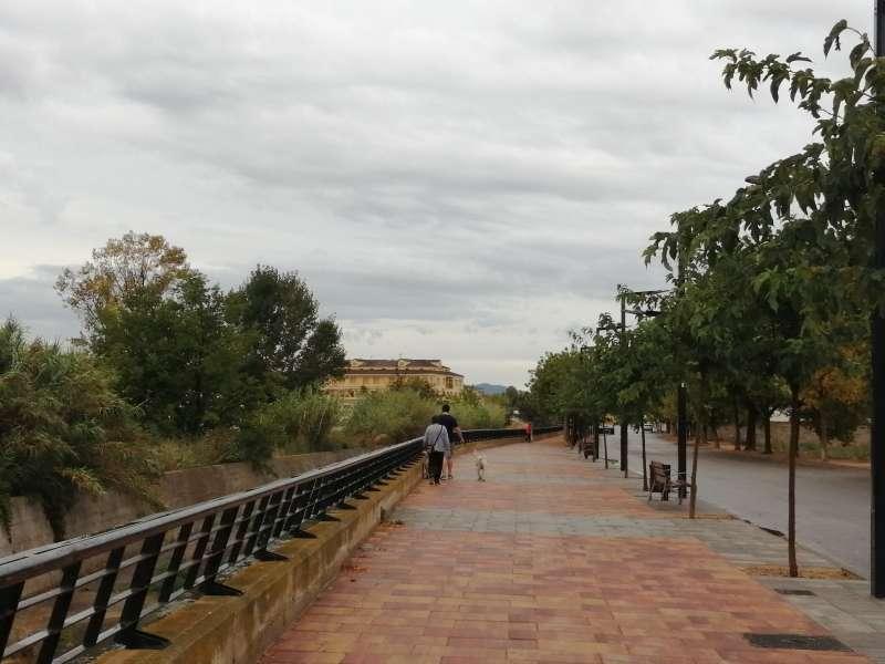 Paseo Río Magro