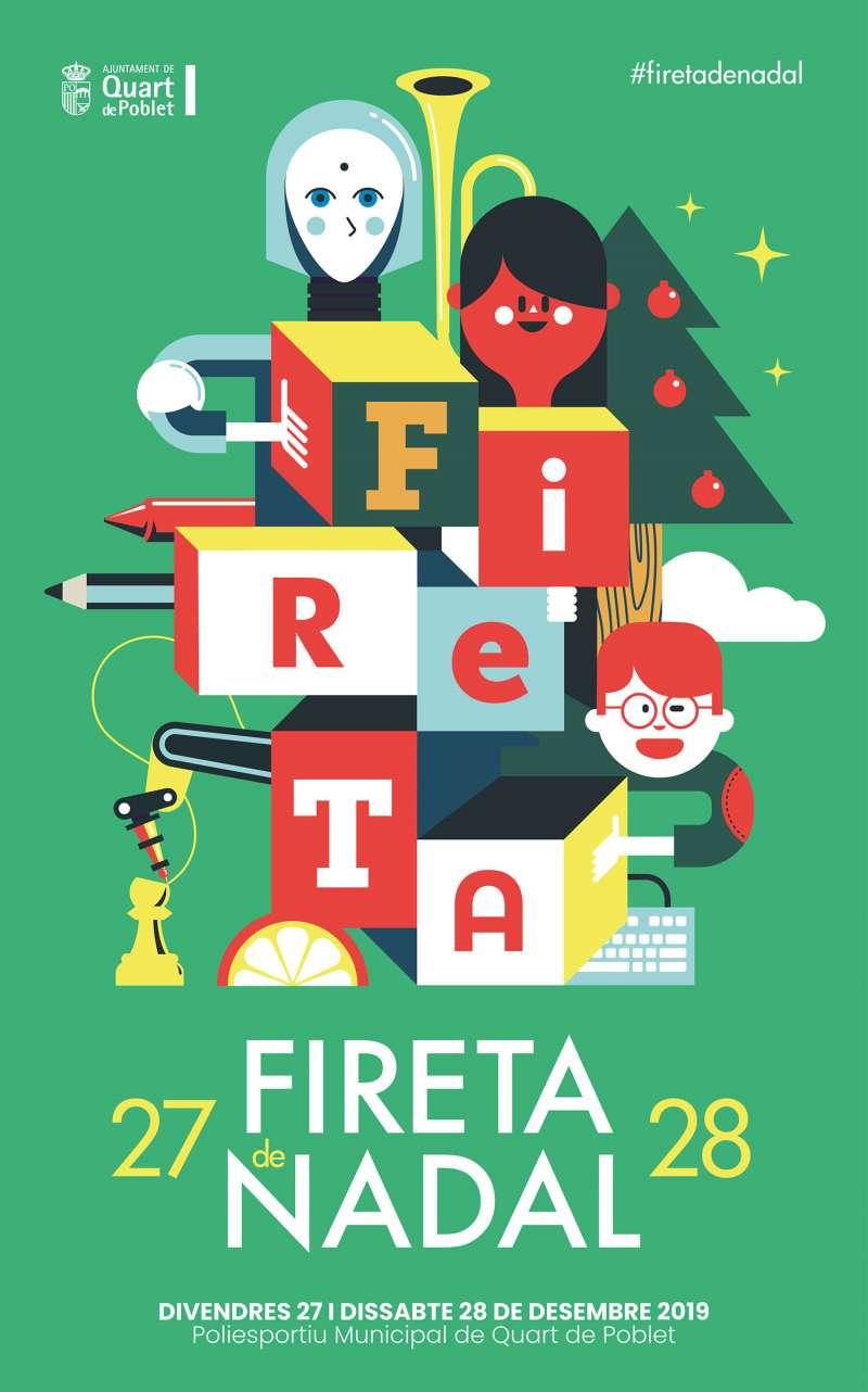 Fireta de Nadal 2019. -EPDA