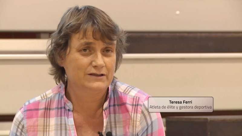 Una de las protagonistas del documental. EPDA