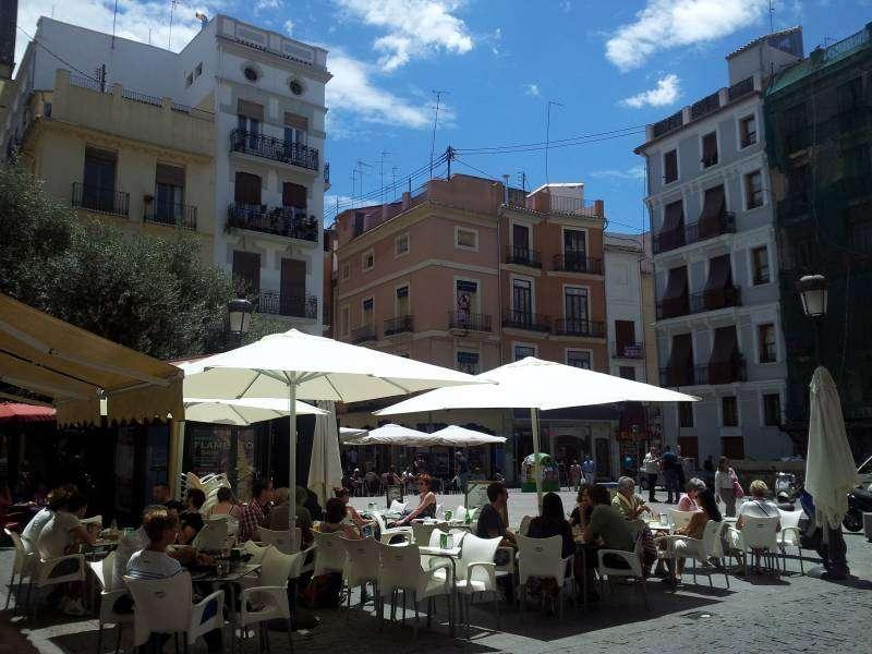 Ciutat Vella de València. EPDA