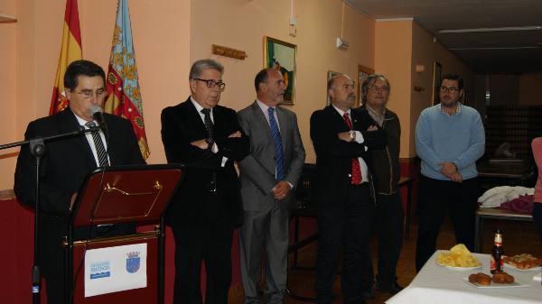 El alcalde de Torres Torres en su intervención EPDA