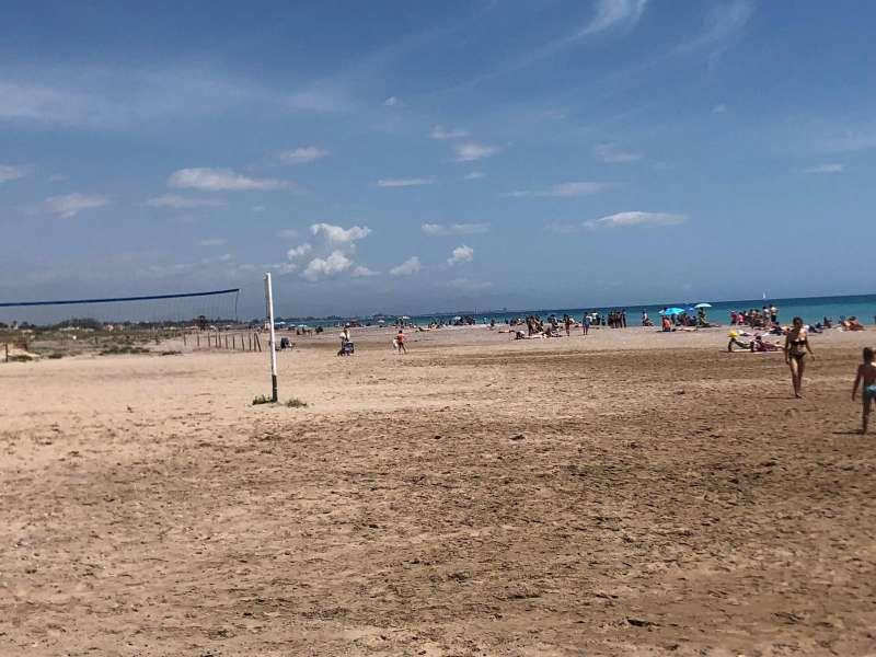 Playa de Canet el sábado 13 de Junio a las 12:30h