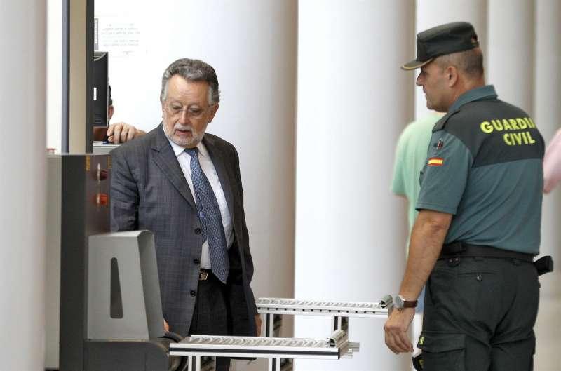 El exvicealcalde de Valencia Alfonso Grau, en una imagen de archivo.