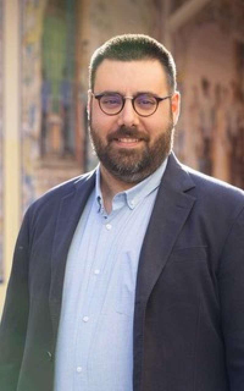 Manu Pérez, concejal del PP de Bétera. / EPDA
