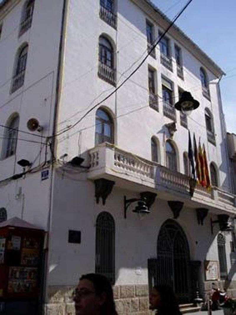Ayuntamiento de Buñol. / EPDA
