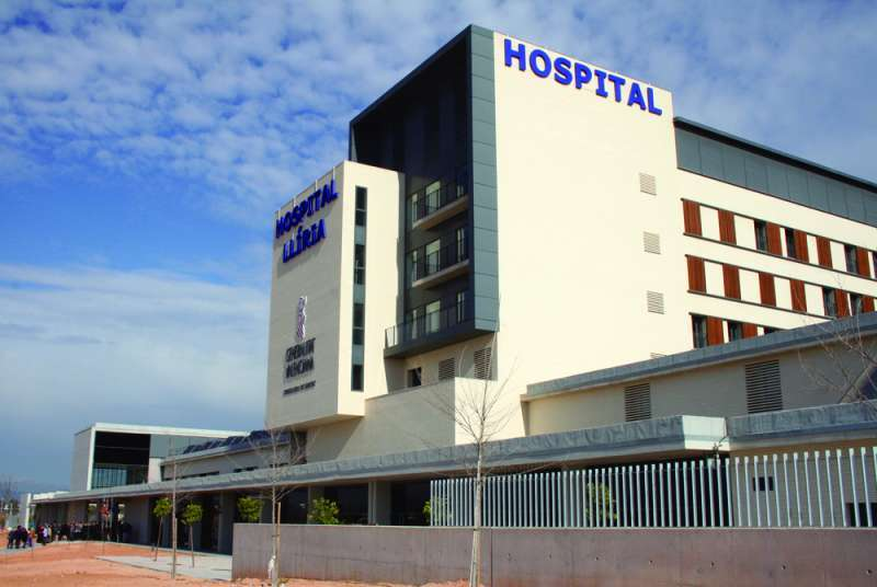 Hospital de Lllíria. EPDA.