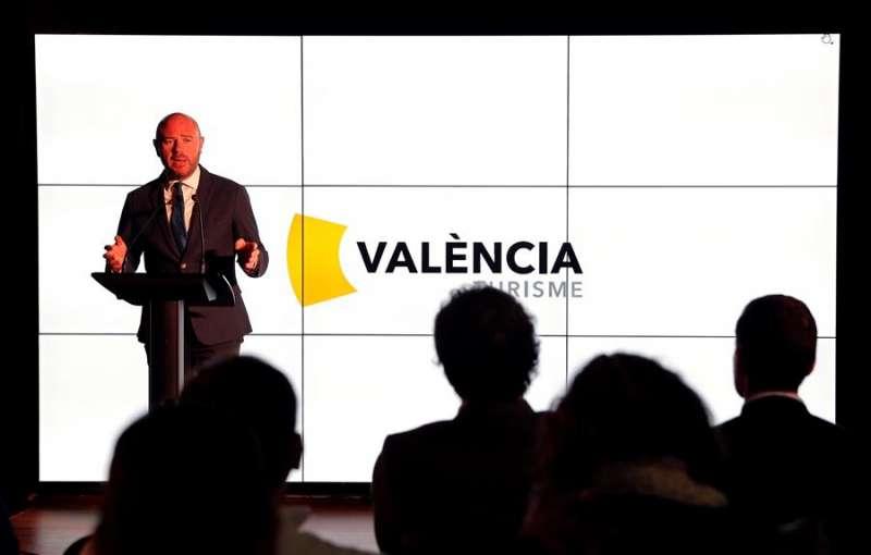 El presidente de la Diputación de Valencia, Toni Gaspar. EFE/Manuel Bruque
