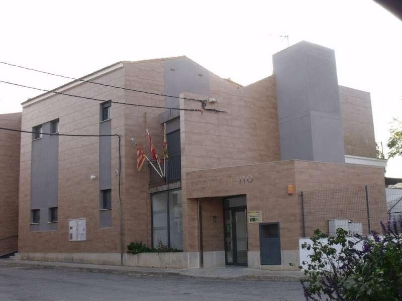 Ayuntamiento de Caudete de las Fuentes