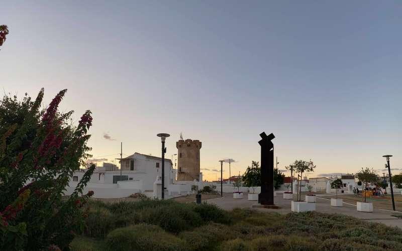 Imagen de la localidad de Paterna. EPDA