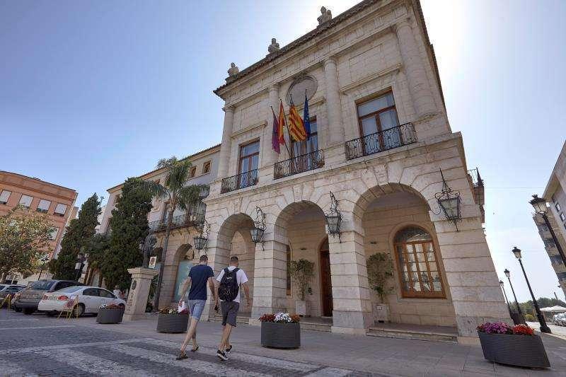 Ayuntamiento de Gandia. EPDA.