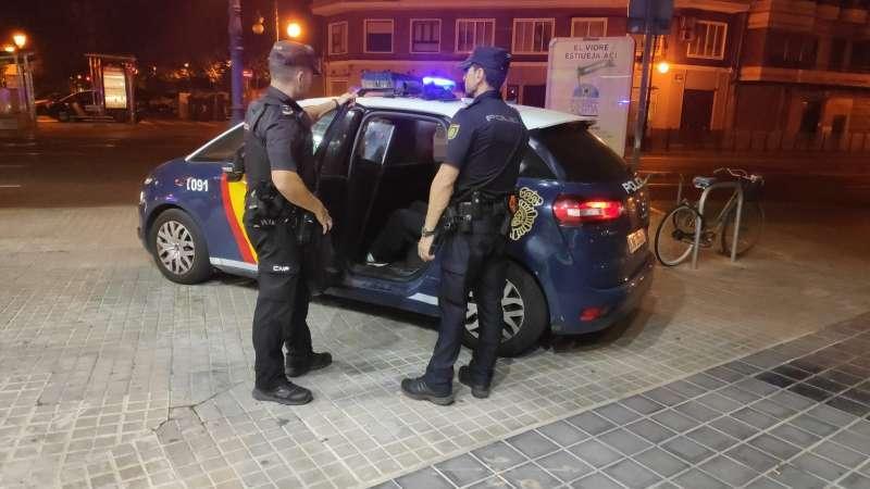 Policía Nacional. EPDA.