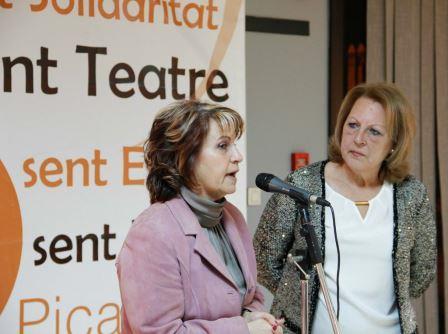 La inauguración estuvo presidida por la alcaldesa, Conxa García. Foto: EPDA.