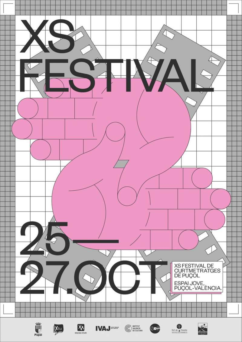 Cartel Festival de Cine, Puçol -EPDA