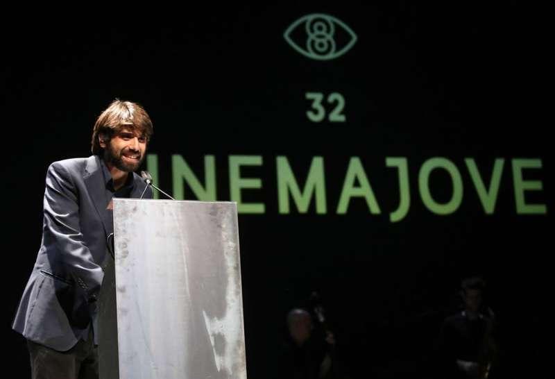 Carlos Madrid, director de Cinema Jove. Archivo