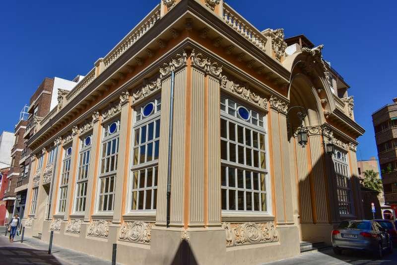 Biblioteca municipal de Alfafar. EPDA