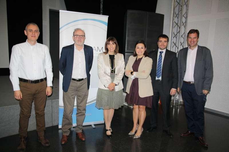 Participantes de la jornada sobre Industria 4.0. EPDA