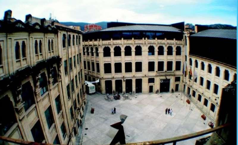 Imagen del Campus de Alcoi. -EPDA
