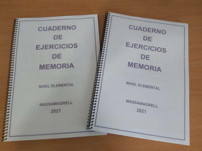 Cuadernos de estimulación cognitiva. EPDA