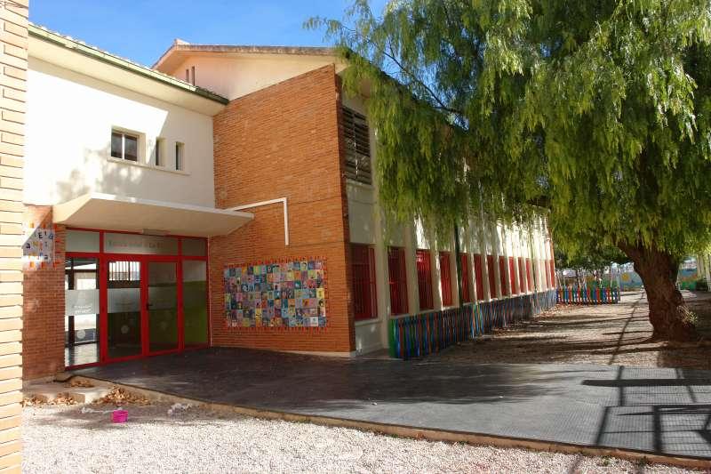 Escuela infantil municipal de Benaguasil. / EPDA