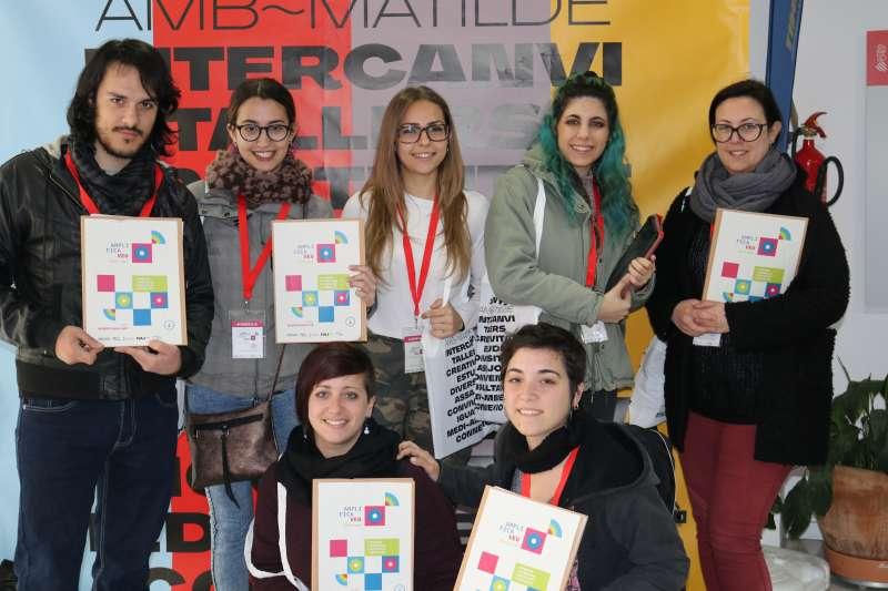 Participants del pla de joventut. EPDA
