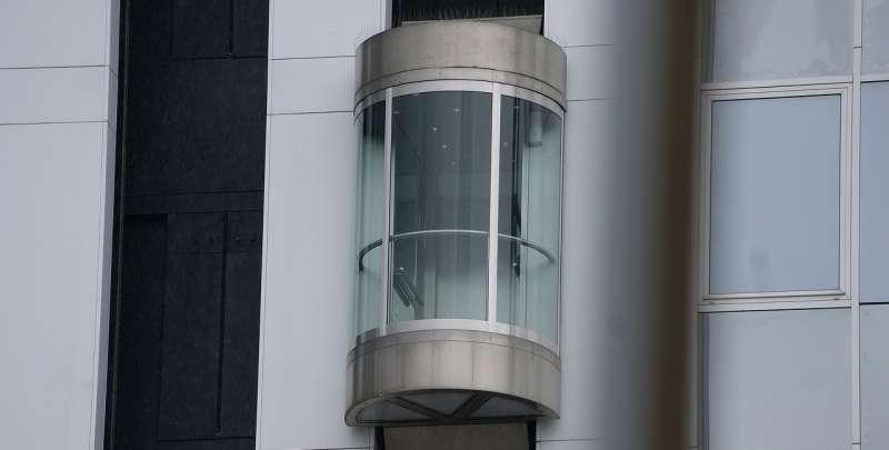 Un ascensor en una imagen de archivo. EPDA
