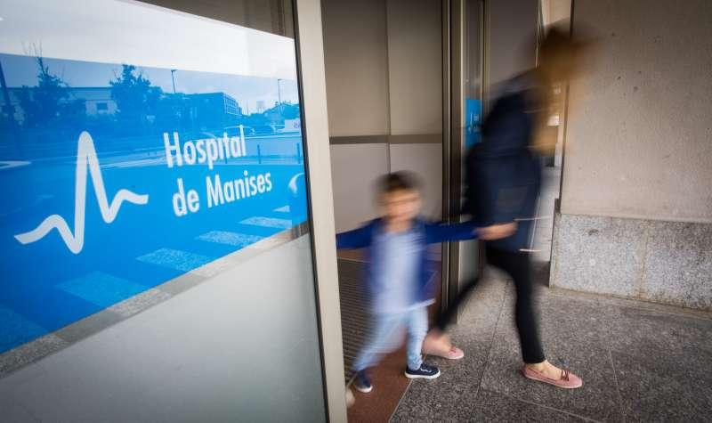 Hospital de Manises./PDA