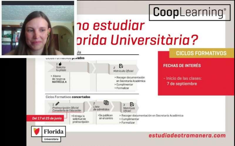 Webinar ?La importancia en la adaptación protésica de la elección de un molde anatómico? en Florida Universitària. EPDA