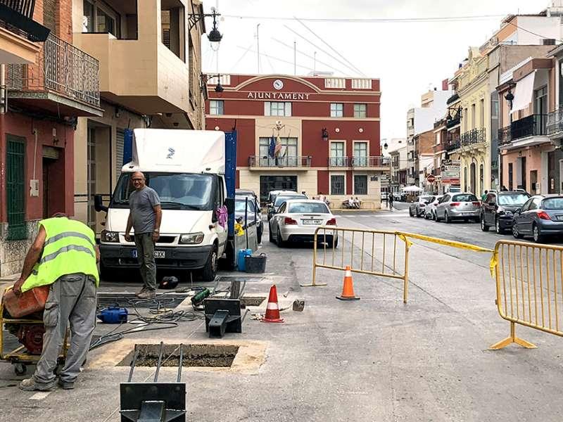 Plan de Servicios de Obras Municipales. EPDA