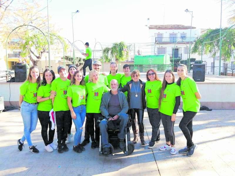 Entidades en Canet conciencian sobre la discapacidad. EPDA