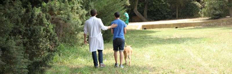 Terapia canina. EPDA