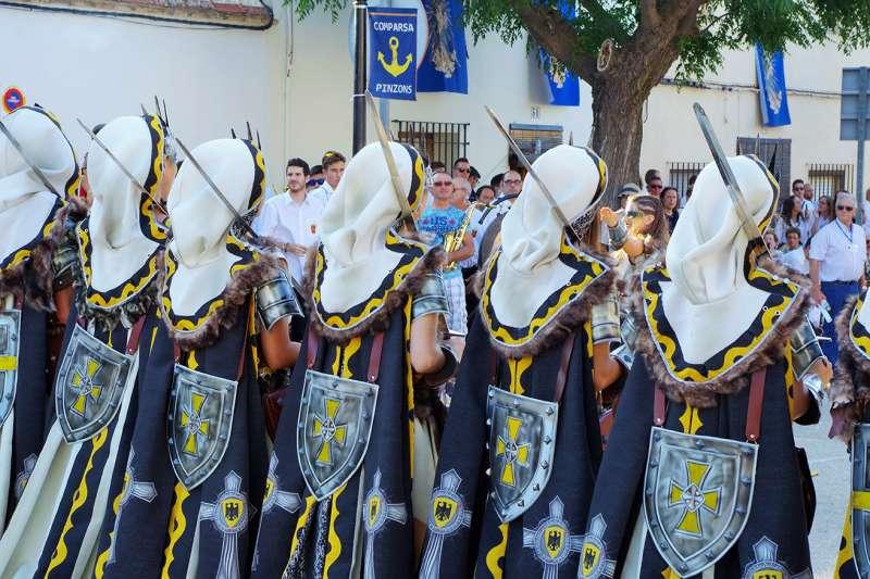 Moros i Cristians a Fontanars dels Alforins