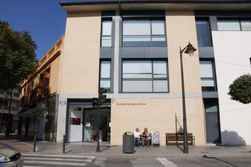 Ayuntamiento Quart de Poblet./EPDA