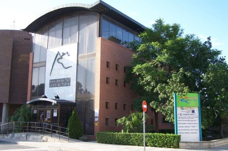 Sede de la Mancomunitat Camp de Túria. / EPDA