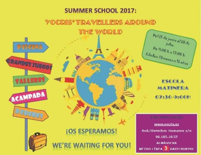 Escuela de verano de Yocris. EPDA