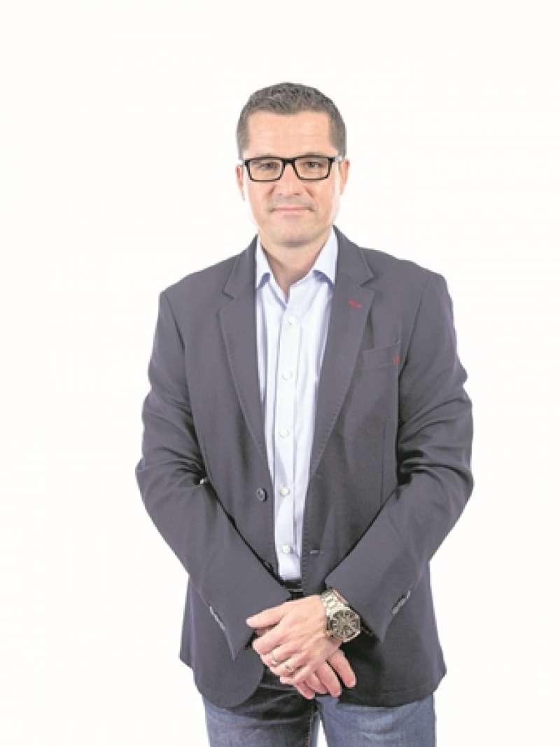 El alcalde de Bonrepòs i Mirambell, Rubén Rodríguez. EPDA