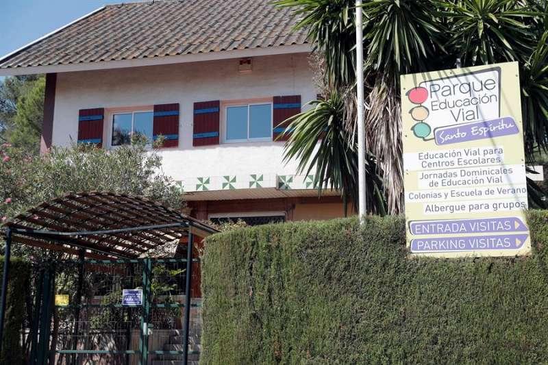 Vista general de la escuela de verano del Parque de Educación Vial de Gilet (Valencia). EFE/Kai Försterling/Archivo
