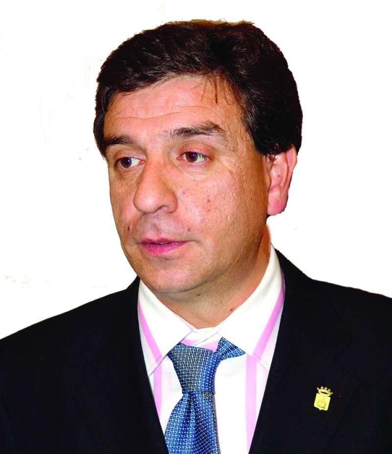 Vicente Hervás, concejal de Sanidad