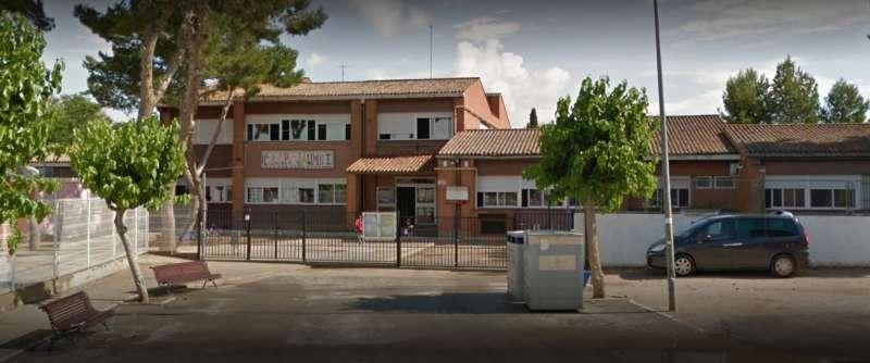 Exteriores del CEIP Jaume I