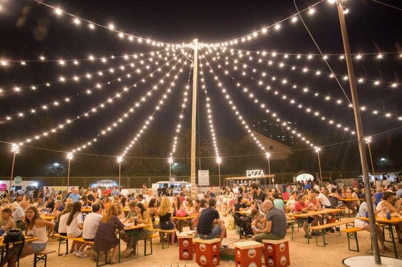 Festival gastronómico Solmarket. EPDA