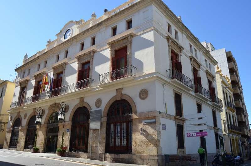 Ayuntamiento de Sagunto. EPDA