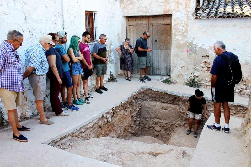 La població de Vilamarxant s?interessa per conéixer els seus orígens com a poble