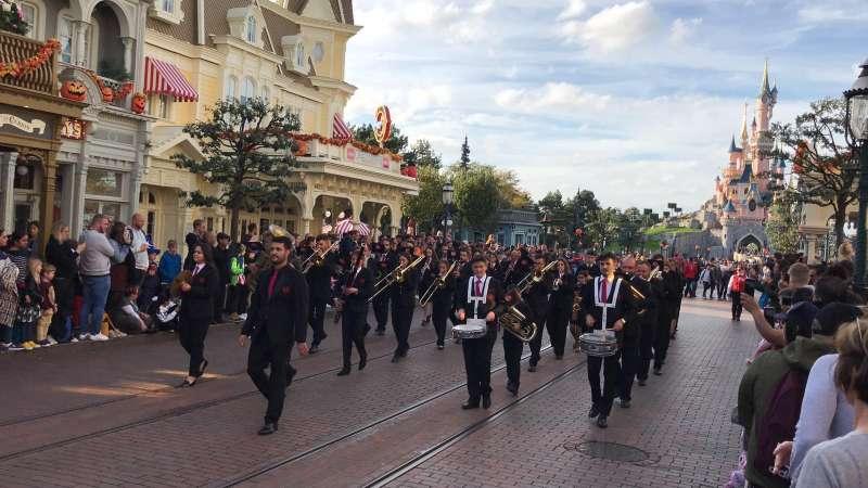 La Unió en Disney