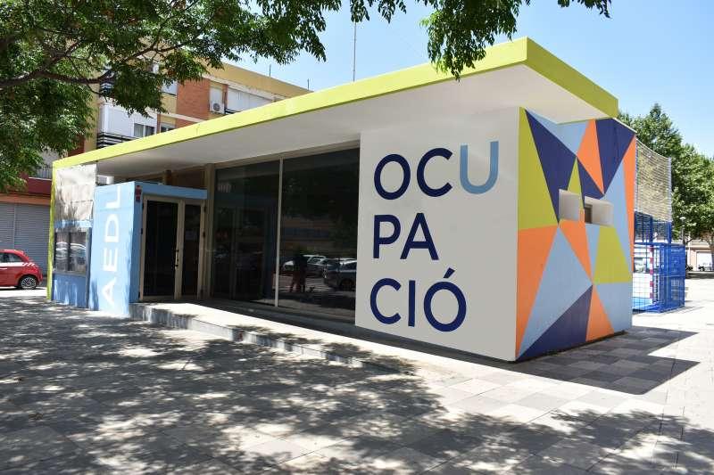 Instalaciones de empleo en Alfafa. EPDA
