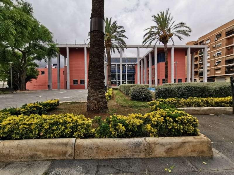 El Ayuntamiento de Xirivella. EPDA
