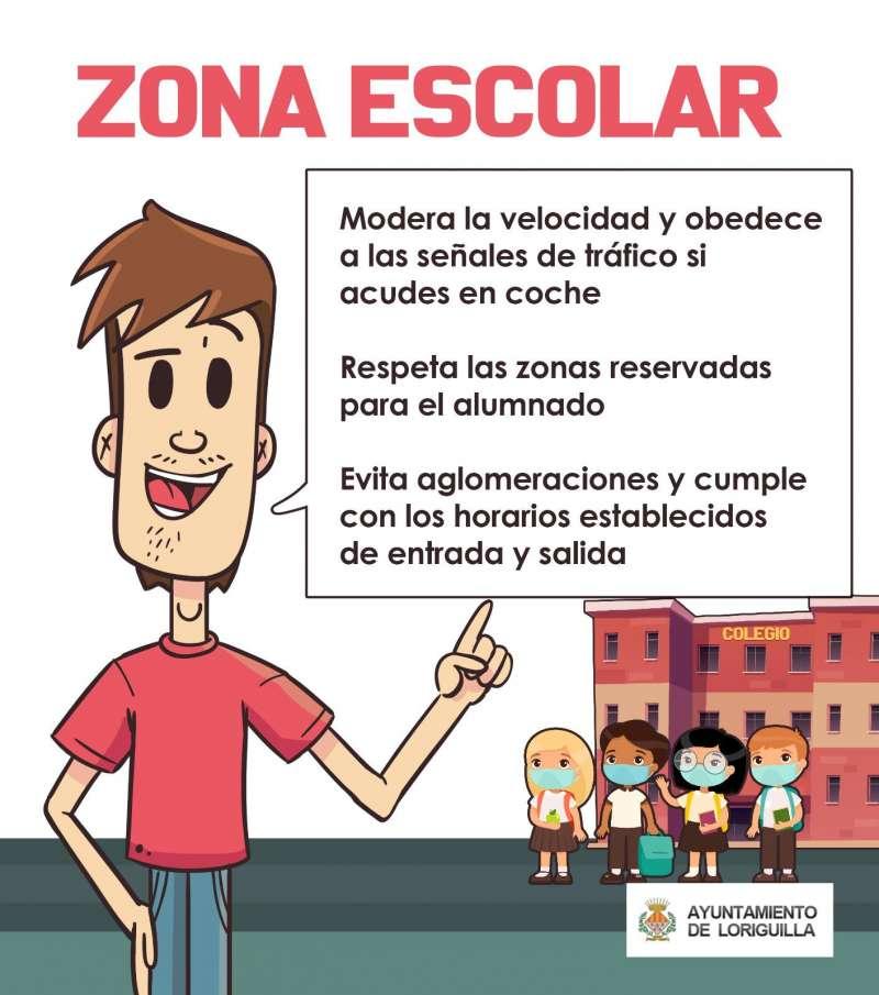Cartel informativo de Loriguilla. / EPDA
