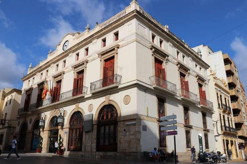 Ayuntamiento de Sagunt. EPDA.