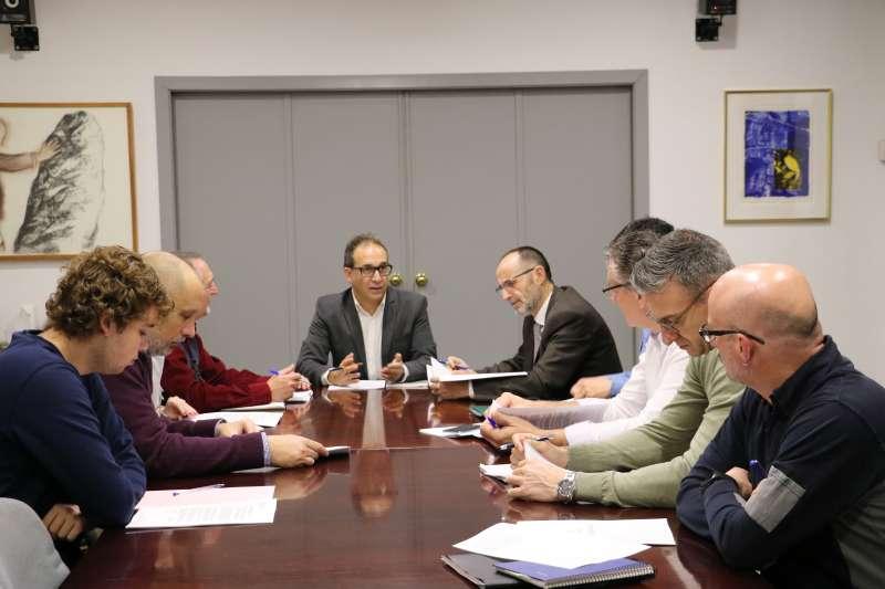 Comisión de Seguimiento de Prevención de Residuos. EPDA