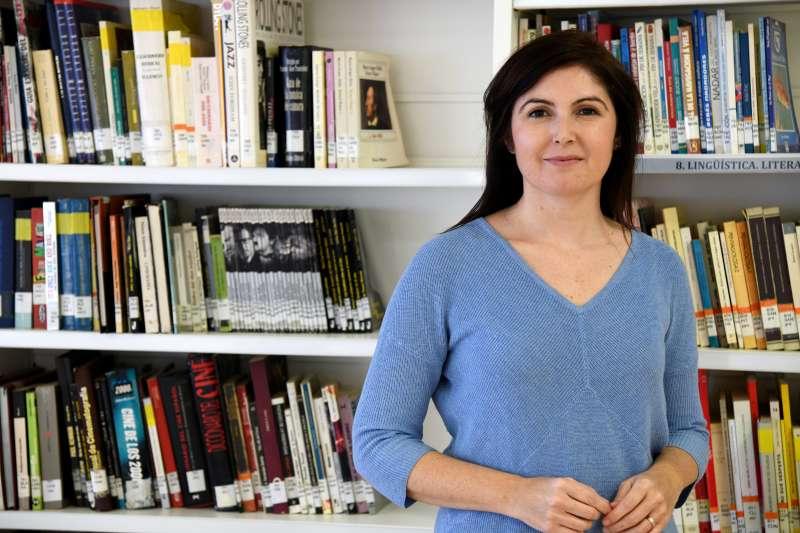 La portaveu socialista i vicealcaldessa de Paiporta, Maribel Albalat. EPDA